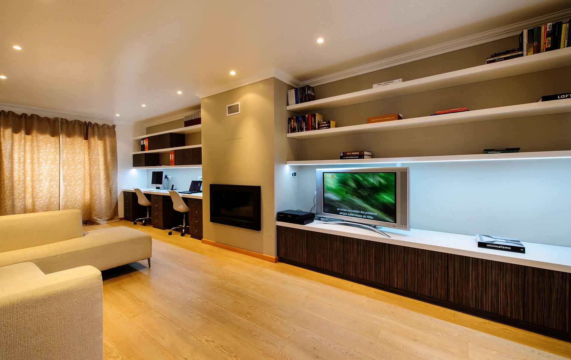 Remodelação – Home Office